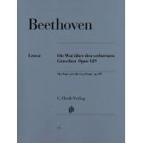 Beethoven: Die Wut über den verlorenen Groschen Opus 129 (The Rage over the Lost Penny op. 129)