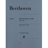 Beethoven: Klaviersonate As-dur Opus 26 (Piano Sonata in A♭ major op. 26)