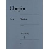 Chopin: Polonaisen (Polonaises)