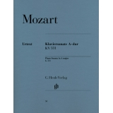 Mozart: Klaviersonate A-dur KV 331 (Piano Sonata in A major K. 331)