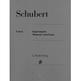 Schubert: Impromptus Moments musicaux