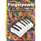 Schaum - Fingerpower, Level Three