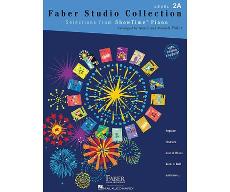 Faber Studio Collection - Selections from ShowTime Piano Level 2A
