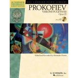 Prokofiev: Visions Fugitives Opus 22 (Schirmer Performance Editions with Audio Access)