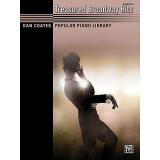 Dan Coates Popular Piano Library: Treasured Broadway Hits (Advanced)