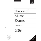 Theory of Music Exams 2009 Grade 7 (Malaysia/Singapore Edition)
