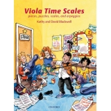 Viola Time Scales: Pieces, Puzzles, Scales, and Arpeggios