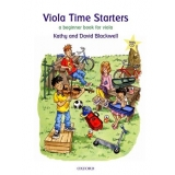 Viola Time Starters: A Beginner Book for Viola (with CD)