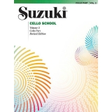 Suzuki Cello School Volume 2: Cello Part (Revised Edition)