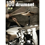 100 Essential Drumset Lessons (with CD)