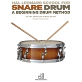 Hal Leonard School for Snare Drum - A Beginning Drum Method