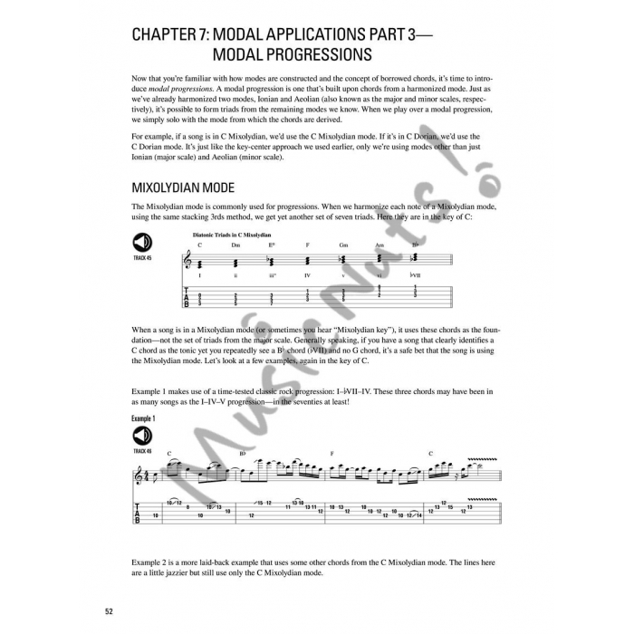 Guitarist\'s Guide to Scales Over Chords - The Foundation of Melodic ...