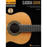 Hal Leonard Guitar Method: Classical Guitar (with CD)