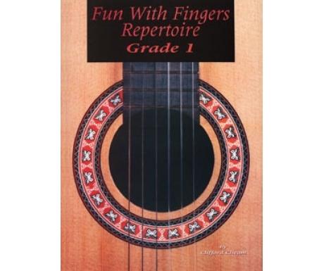 Fun with Fingers Repertoire Grade 1