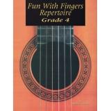Fun with Fingers Repertoire Grade 4