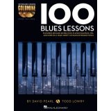 Keyboard Lesson Goldmine: 100 Blues Lessons (with CD)
