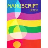 Manuscript Book (Treble Clef)