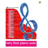 Very First Piano Solo Book (Alfred's Classic Editions)