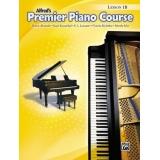 Alfred's Premier Piano Course Lesson 1B