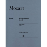 Mozart: Klaviersonaten Band II (Piano Sonatas Volume II)