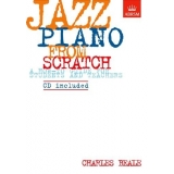 Jazz Piano from Scratch - A How-To Guide for Students and Teachers (with CD)