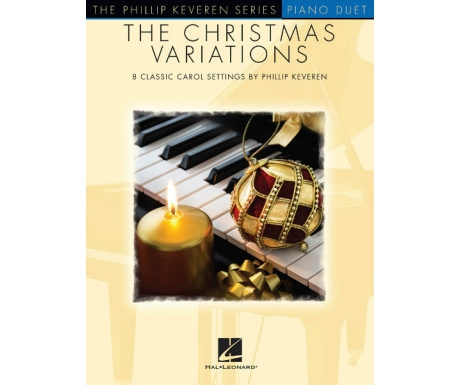 The Christmas Variations (The Phillip Keveren Series Piano Duet)