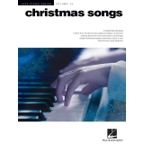 Christmas Songs (Jazz Piano Solos) Volume 25