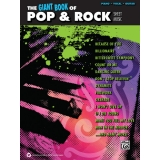 The Giant Book of Pop & Rock Sheet Music (Piano/Vocal/Guitar)