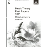 Music Theory Past Papers 2013 Model Answers ABRSM Grade 6
