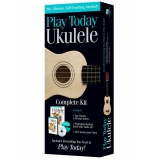 Play Ukulele Today! Complete Kit - Includes Everything You Need to Play Today!