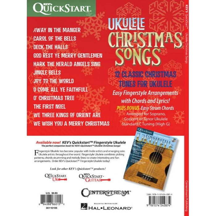 ukulele christmas songs classic christmas tunes for ukulele - Classic Christmas Songs